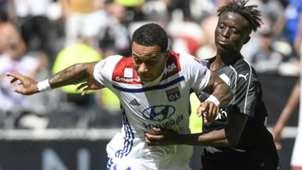 Memphis Depay Gaoussou Traore Lyon Amiens Ligue 1 12082018