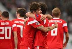 Nations League 18/19 Russia - Turkey