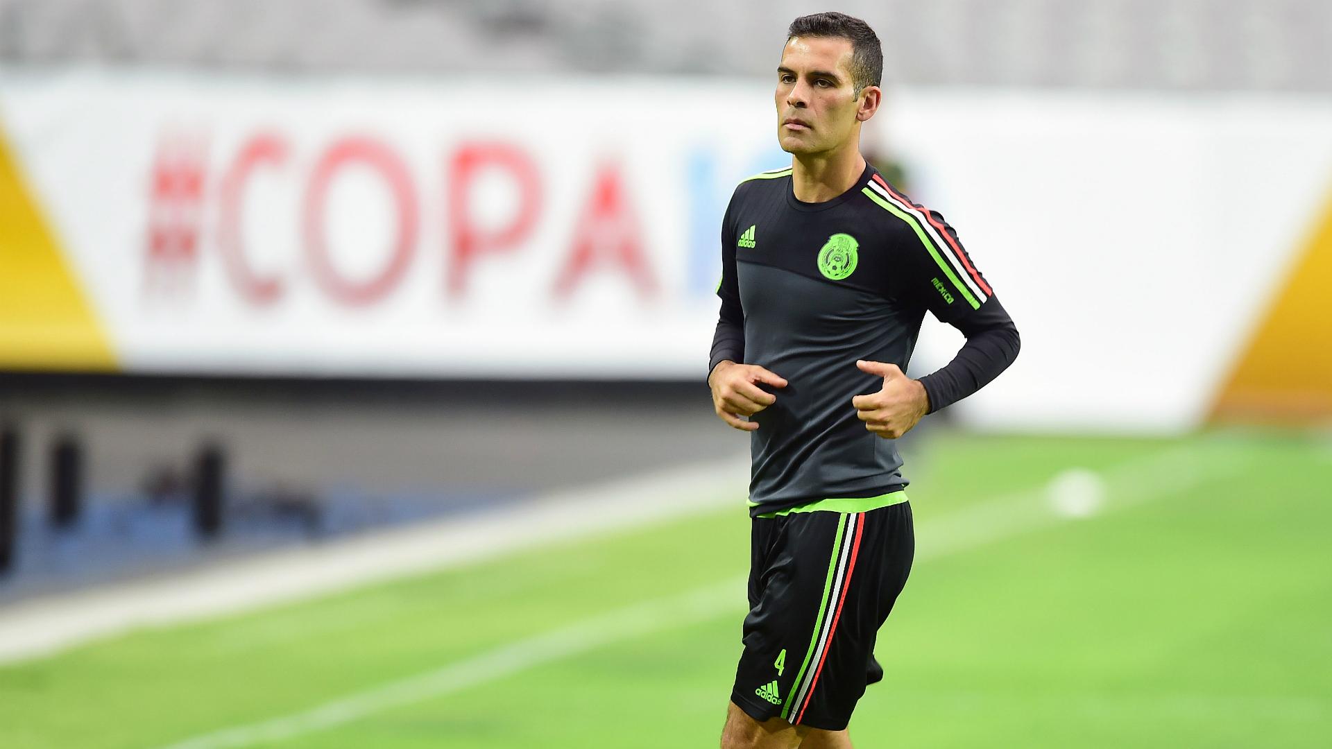 Rafa Márquez México
