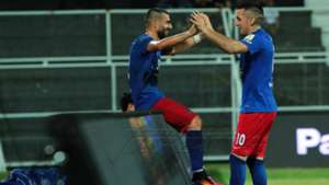 Mohammed Ghaddar, Gabriel Guerra, Johor Darul Ta'zim, T-Team, Super League, 22/07/2017
