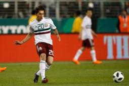 Omar Govea Selección Mexicana