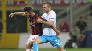 Patrick Cutrone Milan Rijeka