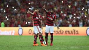 Rodinei Lucas Paqueta Flamengo Ponte Preta Copa do Brasil 10052018