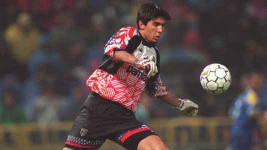Young Gianluigi Buffon Parma