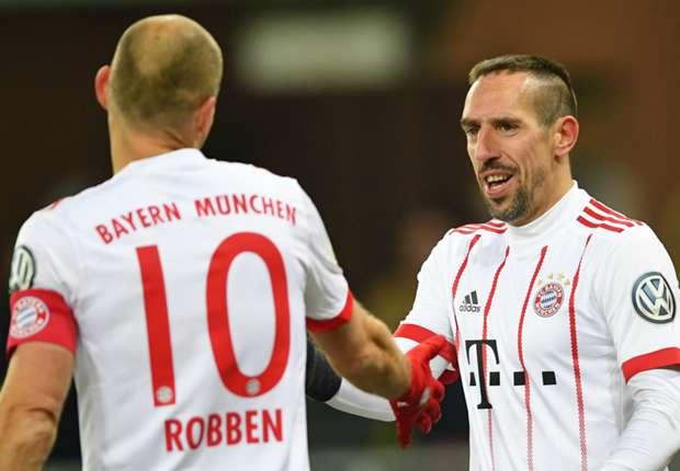 Bayern, Ribéry et Robben discuteront de leur avenir en avril