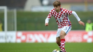 croatia U21 san marino - borna sosa - 08112017