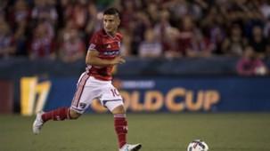 Mauro Diaz FC Dallas