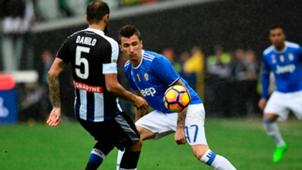 Mario Mandzukic Udinese Juventus 05032017