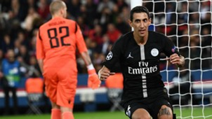 Angel Di Maria PSG Red Star Belgrad UEFA Champions League 03102018
