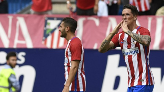 Fernando Torres Atletico Madrid Athletic LaLiga