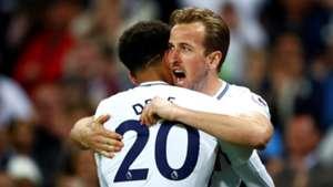 Harry Kane Dele Alli Tottenham Hotspur