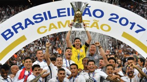 Corinthians - 26/11/2017 - Taça do hepta