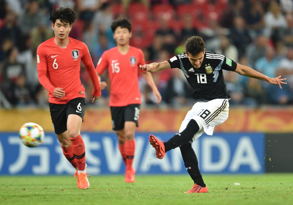 Cristian Ferreira Argentina Korea U20 World Cup 31052019