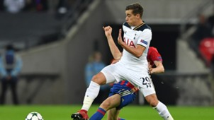 Harry Winks Tottenham Champions League
