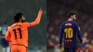 GFX Salah Messi