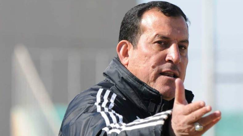 22052017 باسم قاسم منتخب العراق