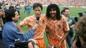Marco van Basten, Ruud Gullit, EK 1988
