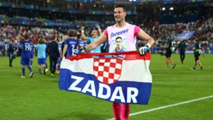 croatia spain - danijel subasic - euro 2016 - 21062016