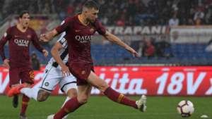 Dzeko Roma Udinese