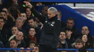 Jose Mourinho Manchester United Chelsea