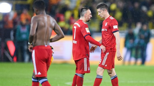 ONLY GERMANY Bayern BVB 10112018