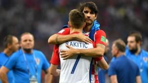 france croatia - ivan rakitic vedran corluka - world cup - 15072018