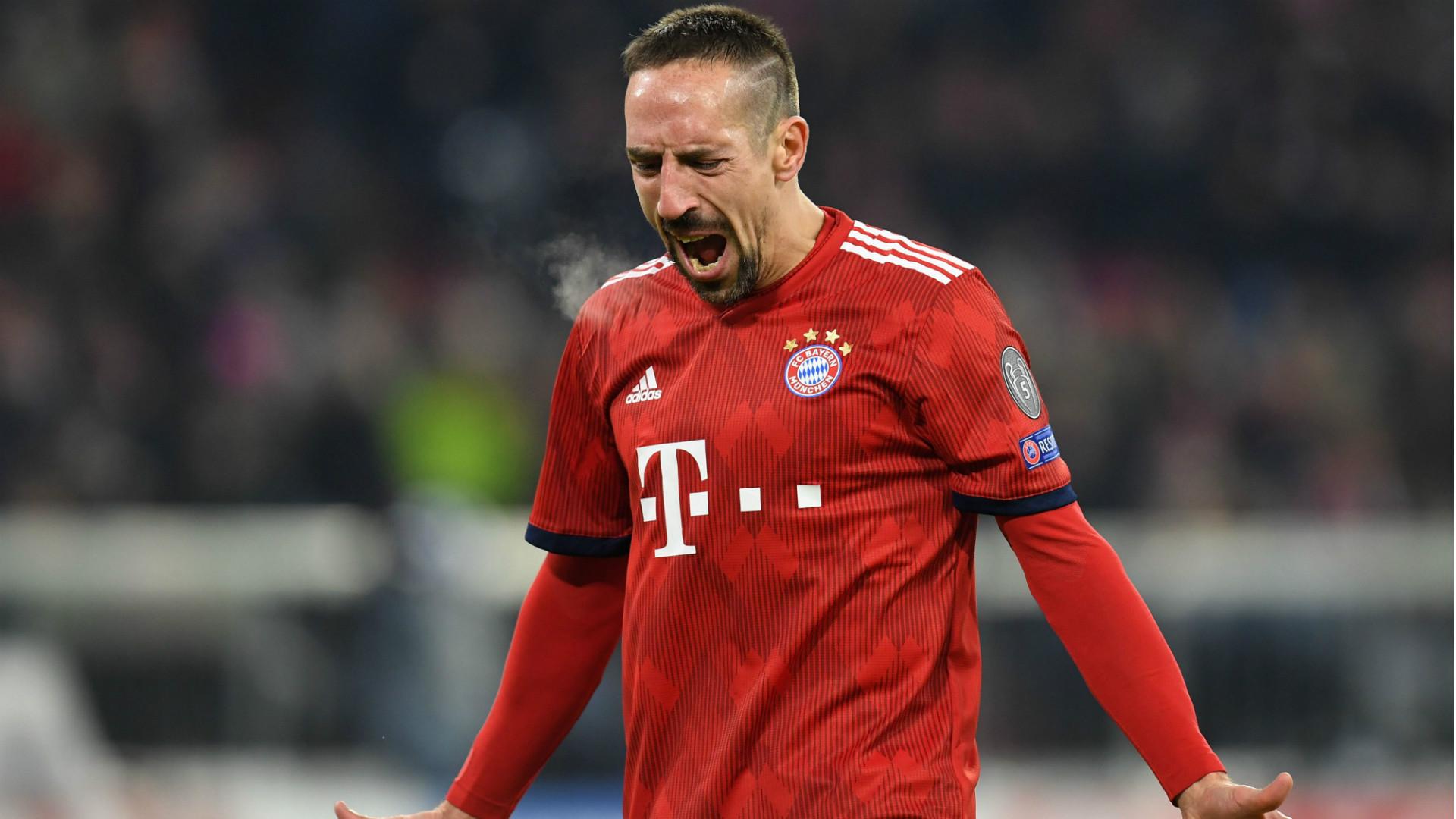 Franck Ribery Bayern Munchen