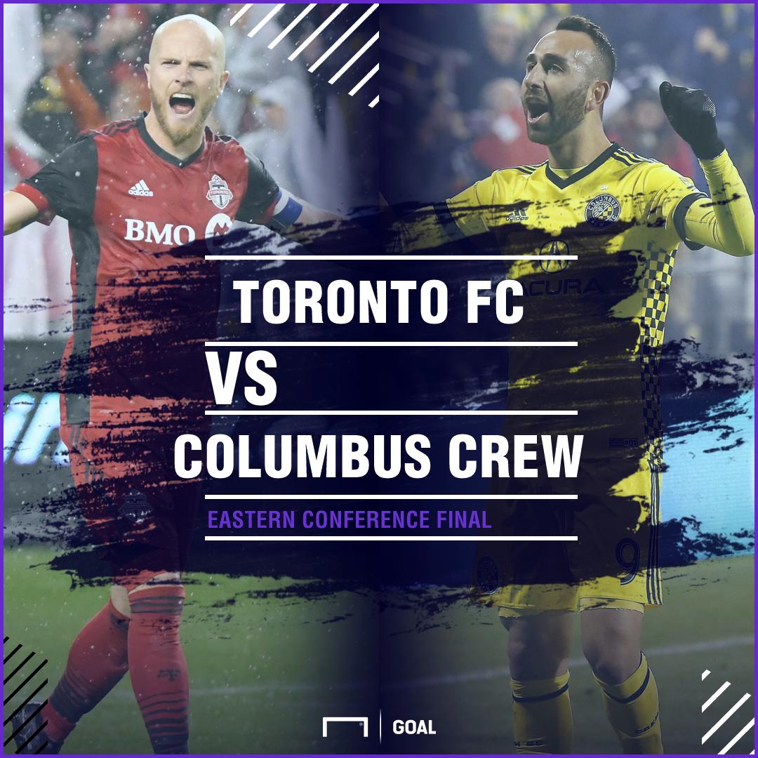Toronto FC Columbus Crew GFX