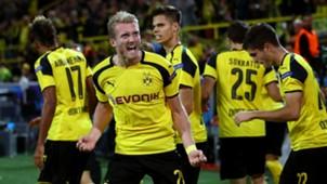 Borussia Dortmund UCL 2016