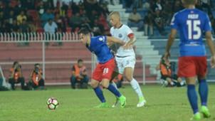Darren Lok, Johor Darul Ta'zim, Malaysia Cup, 08/07/2017
