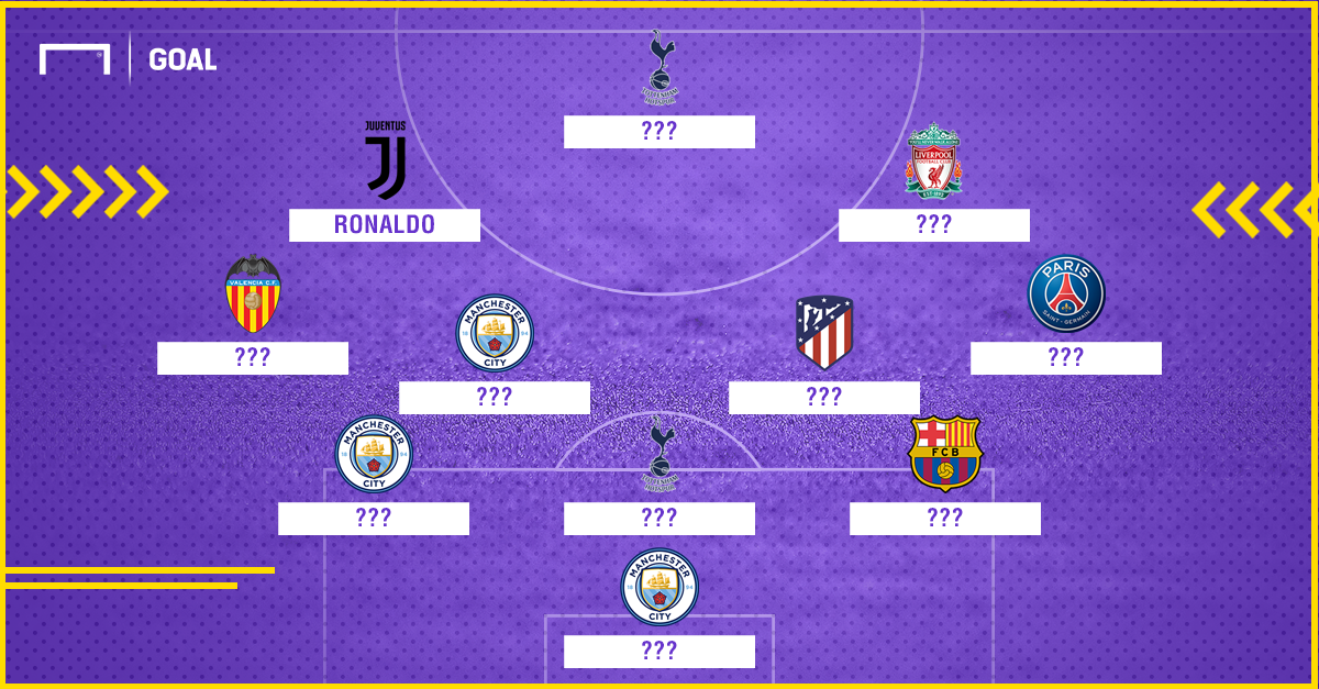 UCL 2018-19 MD1 Worst XI