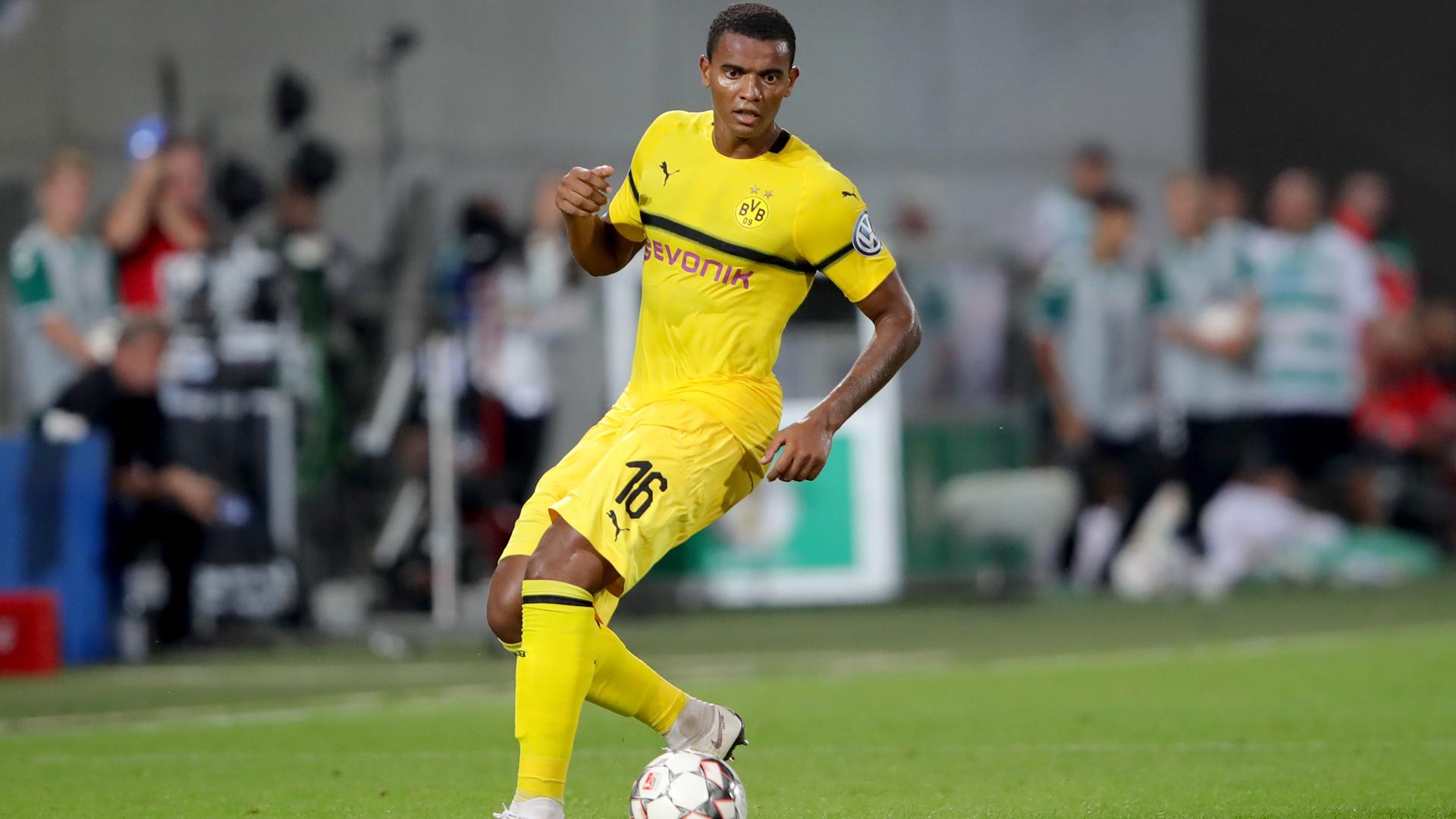 Manuel Akanji Borussia Dortmund 20082018