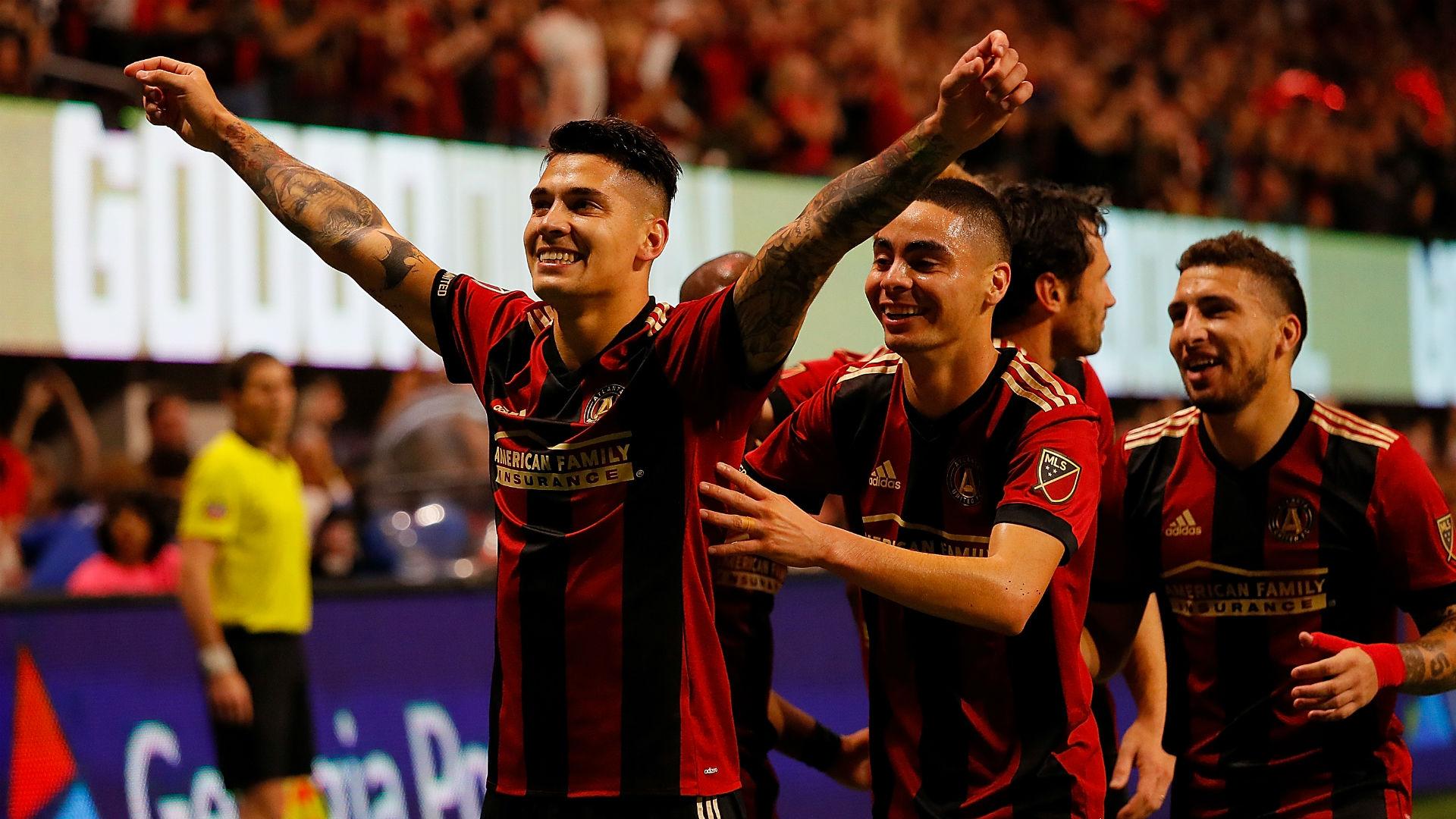Franco Escobar Atlanta United MLS playoffs 2018