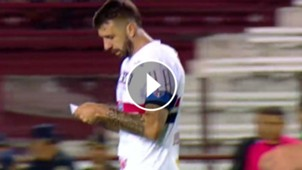 VIDEO PLay Lucas PRatto Defensa y Justicia Sao Paulo 05042017