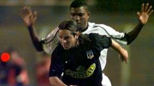 Corinthians x Colo-Colo - 12/09/2001