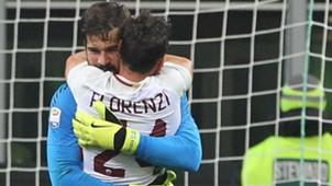 Alessandro Florenzi Milan Roma Serie A