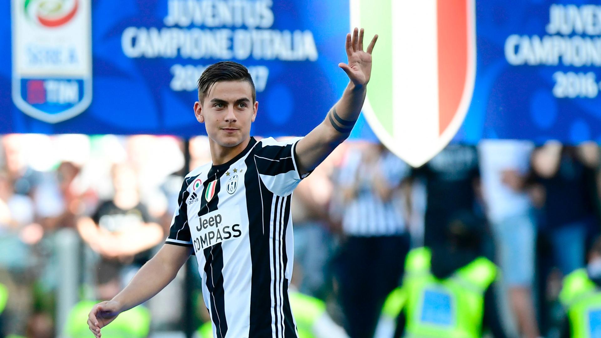 Dybala Juventus Serie A