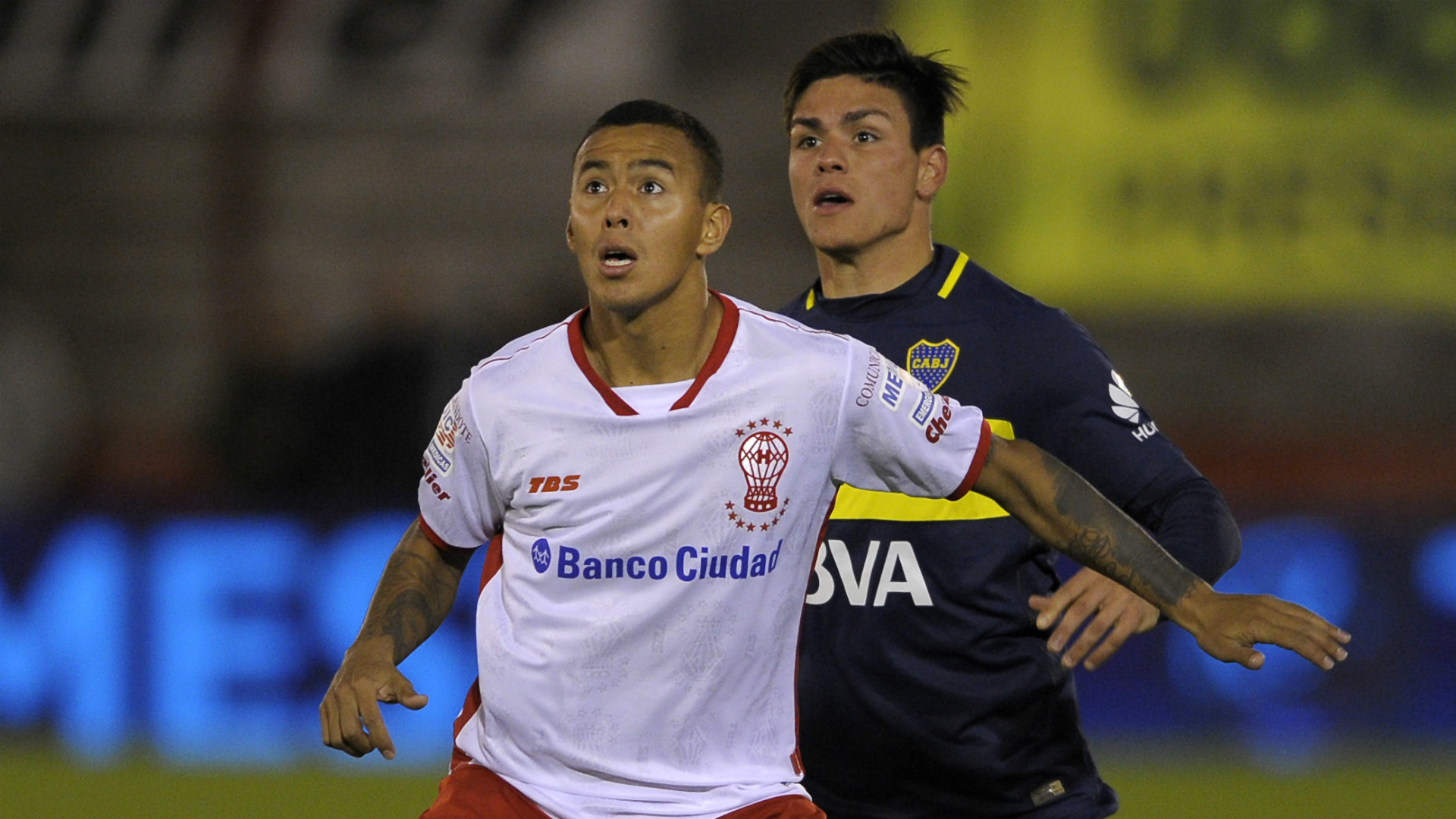 Jonathan Silva Boca Huracan Fecha 26 Campeonto Primera Division