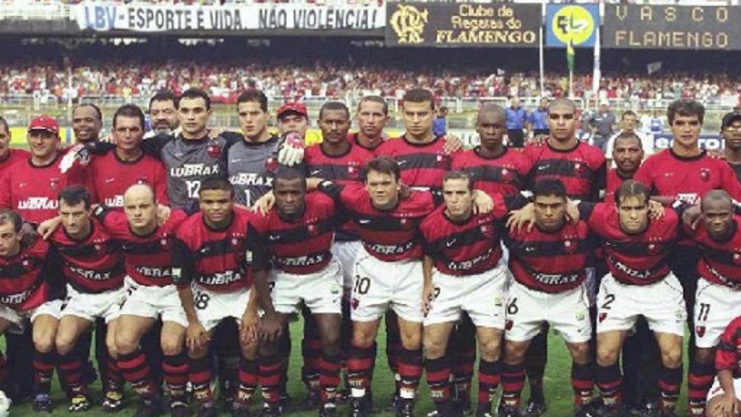 Julio Cesar 2001 Flamengo