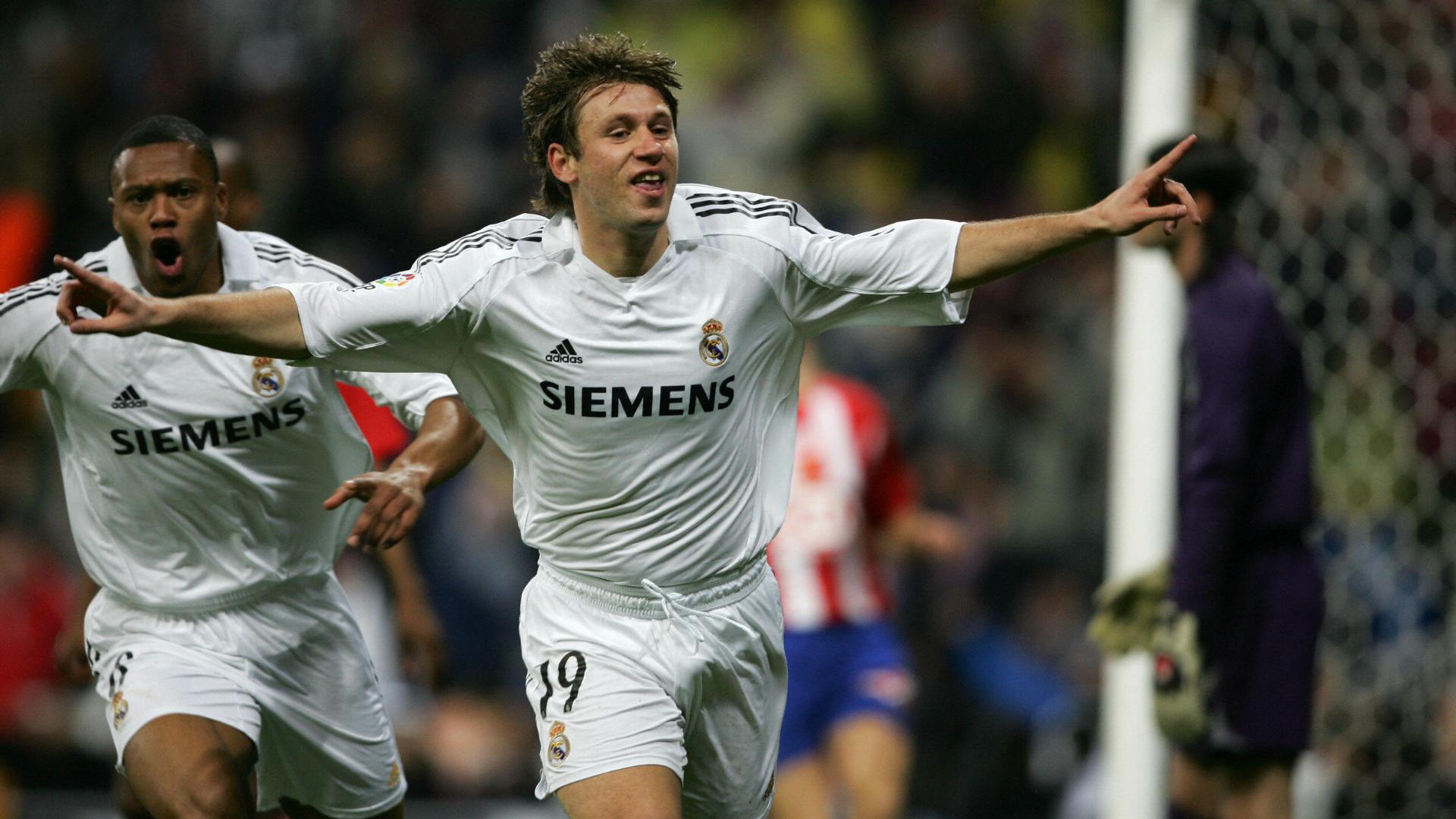 Antonio Cassano Real Madrid