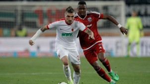 Konstantinos Stafylidis, FC Augsburg, 28042017
