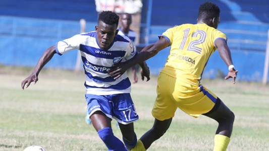 AFC Leopards v KCCA at Machakos