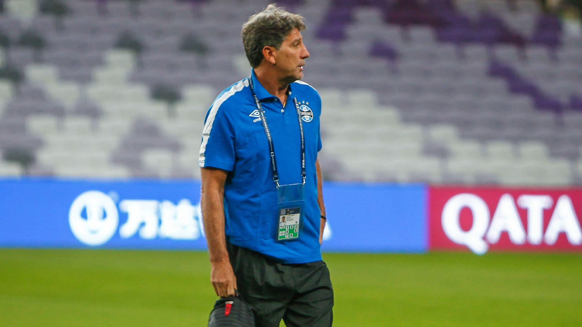 Renato Gaucho Gremio Mundial de Clubes 11122017