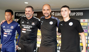 How Postecoglou out-possessed Guardiola and his advice for beating Manchester City