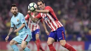 Messi Godin Atletico Madrid Barcelona LaLiga
