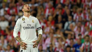 Real Madrid Sergio Ramos 15092018