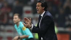 Unai Emery Nice PSG Ligue 1 30042017