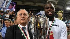 Claudio Lotito Lazio 08132017