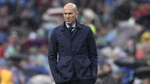 Zinedine Zidane Real Madrid Villarreal LaLiga 13012018