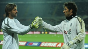 Storari Buffon Juventus